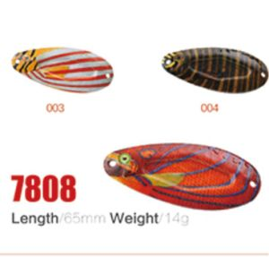 Wholesale in Stock Fishing Spoon Lures pictures & photos