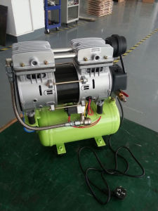 Oilless & Noiseless Mini Air Compressor 4L (AT60/04)