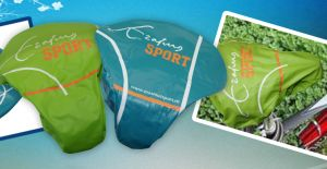 OEM New Waterproof PVC Bike Seat Cover pictures & photos