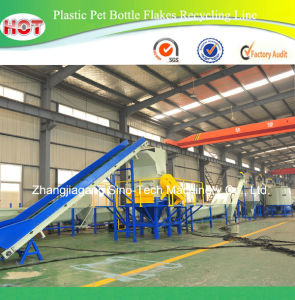 Pet Plastic Crushing Line Equipment pictures & photos