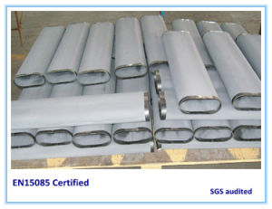 Sheet Metal Train or Auto Fabrication Part
