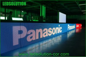 Indoor & Outdoor SMD P10 Perimeter LED Display pictures & photos
