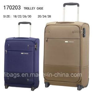 Rolling Luggage with Aluminum Handle