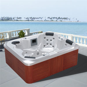Monalisa Hot Sale Sexy Whirlpool SPA Hot Tub with Balboa Control (M-3343) pictures & photos