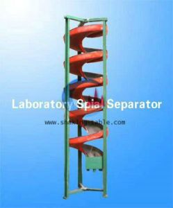 Small Spiral Chute Classifier Used in Laboratory (BLL SERIES) pictures & photos