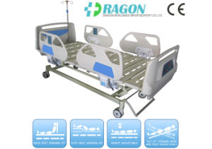 China Dw-Bd102 Hospital Bed Electric Bed with 5 Functions