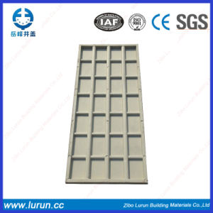 Security Square FRP GRP Manhole Cover with Locking pictures & photos
