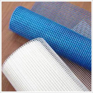 Yellow Color 6X6mm Fiberglass Mesh Net (SL 57)