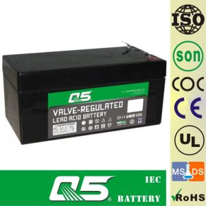 12V3.2AH EPS Battery Fire Safety; Power Protection; serious computing systems; Hospital Power Supply...Emergency Power Supply...etc. pictures & photos