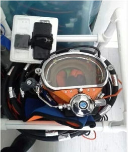 Hj-801diving Helmet