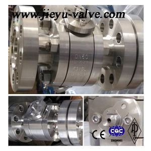 High Pressure Pn250 Stainless Steel F316L Ball Valve pictures & photos