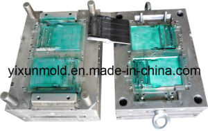 OEM Injection Molding Plastic HP Printer Mold pictures & photos