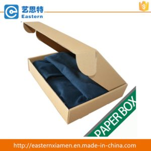 China Factory Production Custom Made Paper T-Shirt Packaging Box