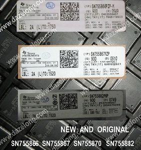 Samsung Buffer IC (SN755866 SN755867 SN755870 SN755882 FE3407F AS15)