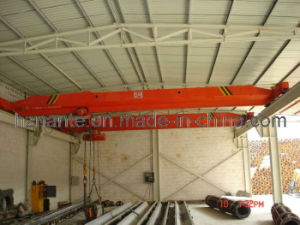 Single Girder Workshop Overhead Crane Lda5t-10m pictures & photos
