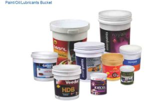 Heat Transfer Film for Plastic Paint Bucket/Pail Printing