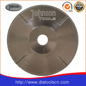 OD150mm Electroplated diamond cup wheels pictures & photos