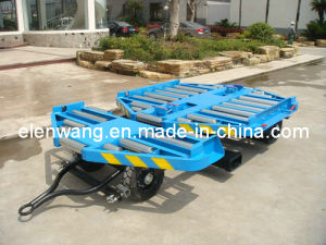 1.6t Container Dolly Pallet Dolly for Airport Aviation