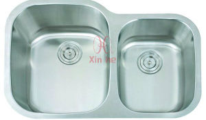 Stainless Steel Undermounted Sink, Kitchen Sink (D79) pictures & photos