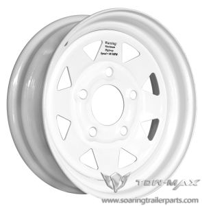 12 Inches Trailer Wheel (Steel) pictures & photos