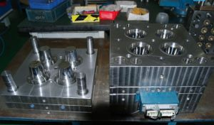 Cream Jar Mould/Container Mould