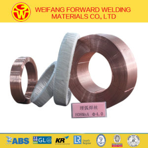 Aws A5.17 Em12 Submerged Arc Welding Wire pictures & photos