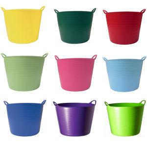 Exceptionnel Flexible Plastic Garden Bucket, Plastic Buckets For Household