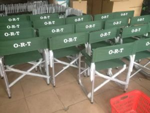 Aluminium Director Chair, Beach Chair, Camping Chair, Fishing Chair, Aluminium Folding Chair pictures & photos