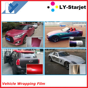 Vehicle Wrapping Film, Color Wrapping Film, Digital Printing Vinyl pictures & photos