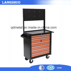 Power Coating Metal 7 Ball Bearing Drawes Tool Chest