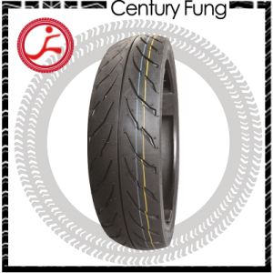 Motorbike Tire/Tyre Scooter Tyre 70/90-14 80/90-14 80/90-17 90/80-17 pictures & photos