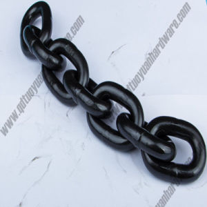 High Strength G80 Lifting Chain/Hoist Chain/Black Chain Link pictures & photos