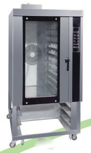 Gas Convection Oven Jm-10q