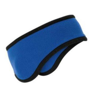 Outdoor Fleece Ear Cover Warmer Headband with Magic Tape pictures & photos
