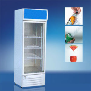 360L Vertical Showcase Refrigerators Sc-360