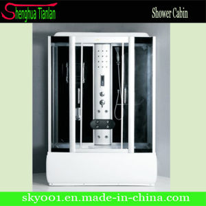 Portable Modular Bathroom Steam Sauna Room pictures & photos