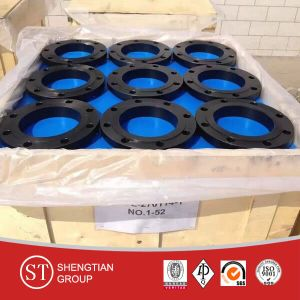 Gas and Oil Pipe Fitting Carbon Steel Flange pictures & photos