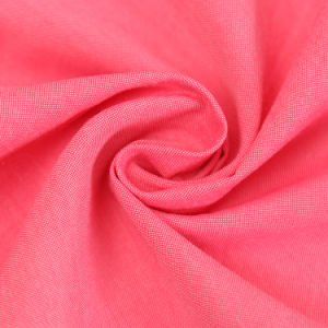 Polyester 50% Cotton 50% Thin CVC Oxford Shirt Fabric pictures & photos