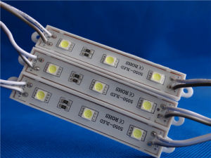 Weterproof DV12V 5050 3LEDs SMD LED Module for Channel Letters pictures & photos