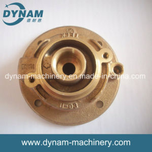Precision CNC Machining Copper Sand Casting Valve Casting Parts