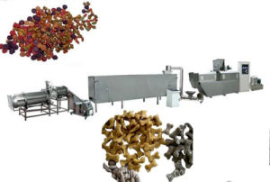 Animal Pet Dog Food Extruder Machinery pictures & photos