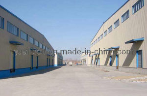 Steel Structue Warehouse (SC-002) pictures & photos