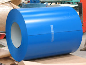 Color Coated Steel Coils (PPGI) pictures & photos