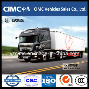 C&C 4*2 370HP U340 Tractor Truck pictures & photos