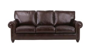 Home Coffee Leather Sofa American pictures & photos