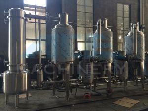 Vacuum Evaporator in Vegetable and Fruil Juice Processing (ACE-ZFQ-Y6) pictures & photos