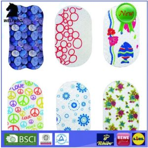 Bathroom Baby PVC Anti Slip Bath Mat Shower Mat