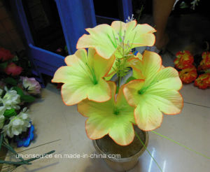 Artificial Flowers High: 35cm 6 Branches