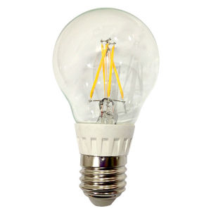 High-Light Efficiency, CRI (>80 Ra) , 4W LED Filament Bulb/Light