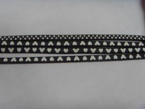 High Quality Logo Print Elastic Band pictures & photos
